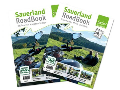 Sauerland-Roadbook