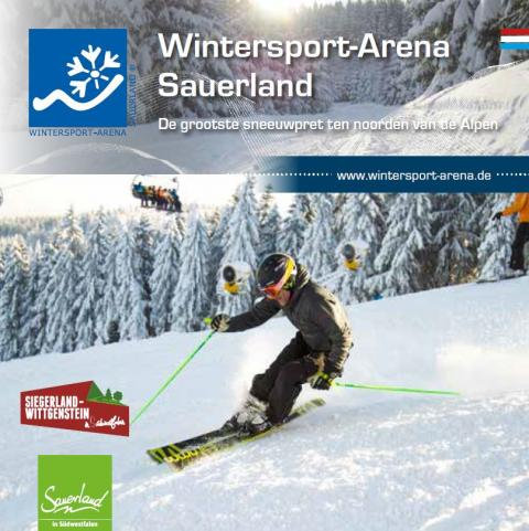 Folder Wintersport-Arena Sauerland