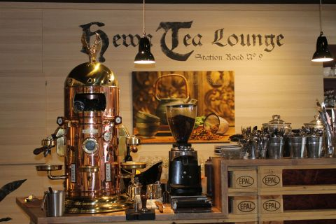 Hewa Tea Lounge in Halver