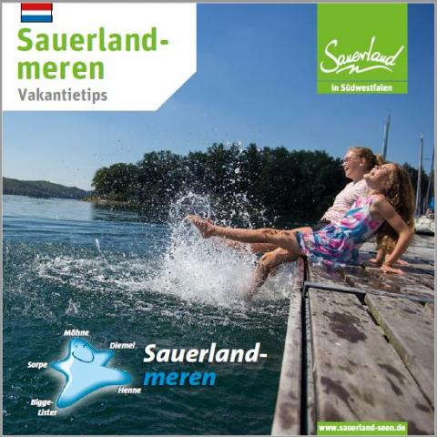 Folder over de Sauerlandse meren